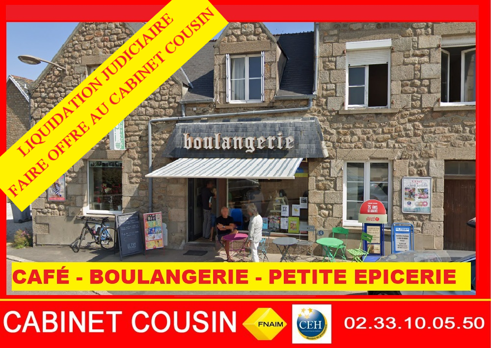 BOULANGERIE PATISSERIE ALIMENTATION JOURNAUX - Boulangerie Pâtisserie